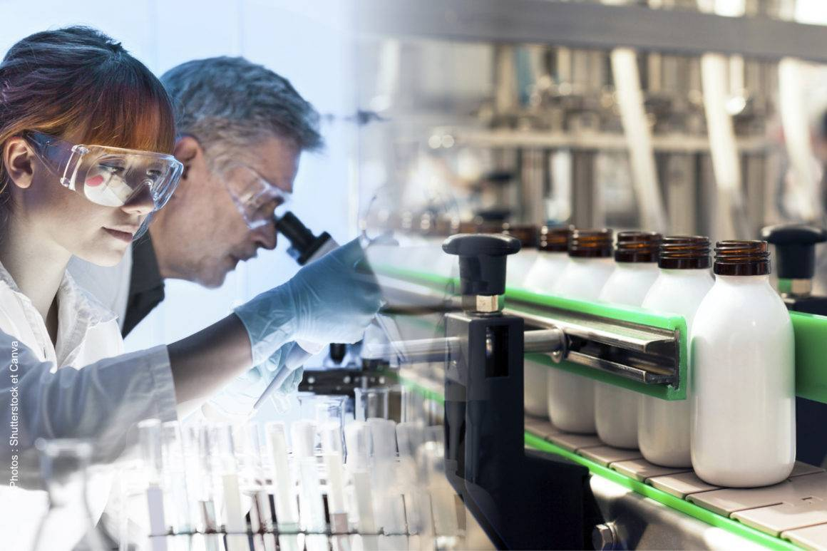 Industrial vision and fundamental research, the same battle